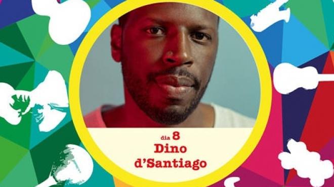 Dino d'Santiago atua hoje no Encontro de Culturas de Serpa