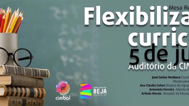 CIMBAL debate hoje flexibilização curricular