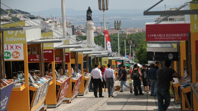 ERT Alentejo e Ribatejo presente na Feira do Livro de Lisboa