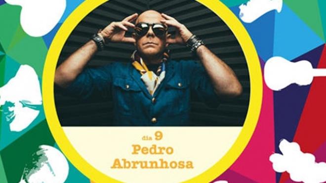 Pedro Abrunhosa atua hoje no Encontro de Culturas de Serpa