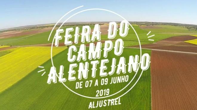 Feira do Campo Alentejano anima Aljustrel até amanhã