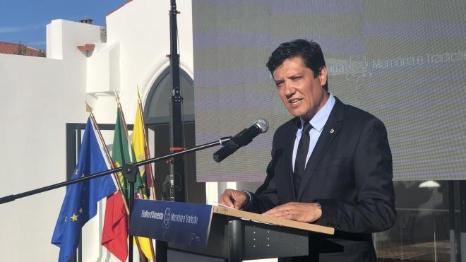 Inauguração do Museu Literário Casa Fialho de Almeida em Cuba