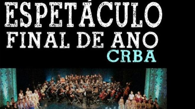 CRBA apresenta espetáculo de final de ano no Castelo de Beja