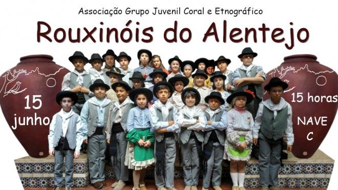 """""""Rouxinóis do Alentejo"""" fazem na FNA espetáculo dedicado ao cante e vinho de talha"""