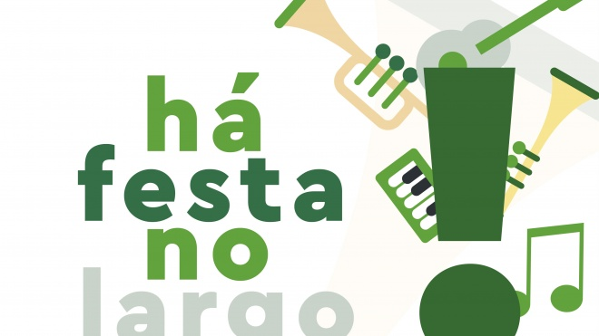 "Município castrense promove a iniciativa ""Há Festa no Largo!"""