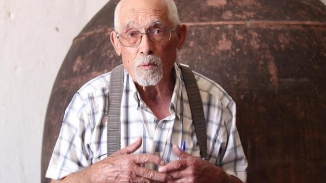 Rotary Club de Beja homenageia Arlindo Ruivo