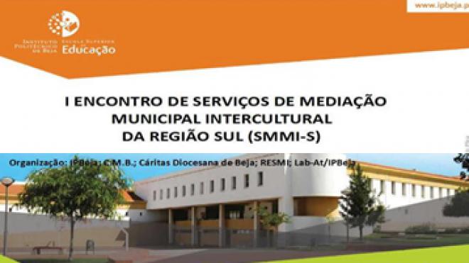 IPBeja: termina I Encontro de Serviços de Mediação Municipal Intercultural