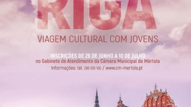 Mértola leva jovens do concelho à Letónia