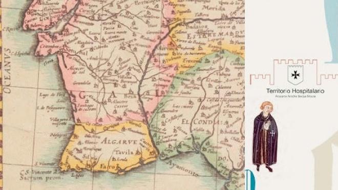 """Guia turístico-cultural """"Território Hospitalário: História Medieval da Raia"""""""