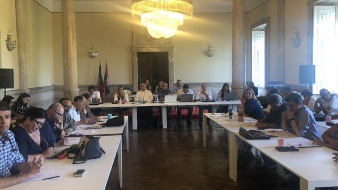 Reunião da Assembleia Municipal de Beja