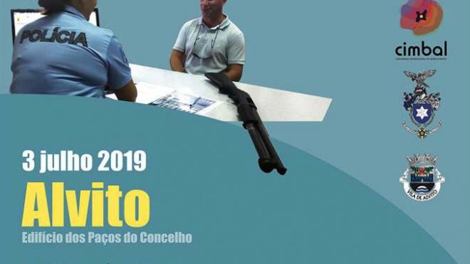 Balcão de Atendimento não permanente da PSP em Alvito