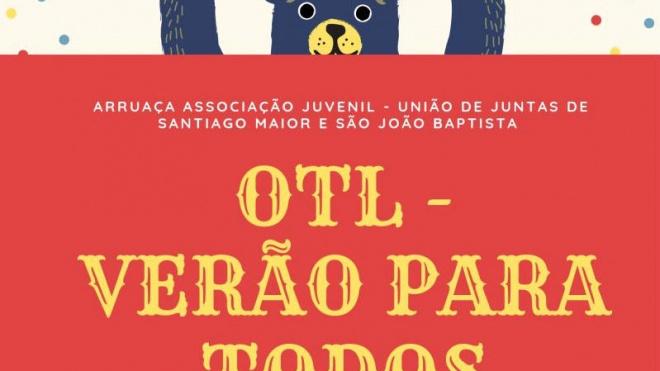 """OTL """"Verão para Todos"""" decorre até 6 de setembro"""