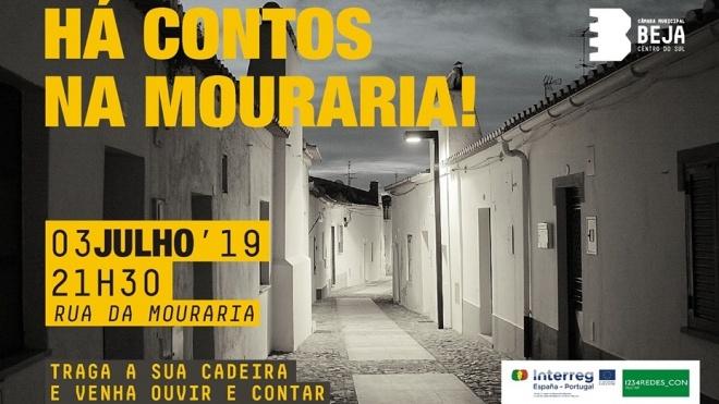 """Esta noite """"Há contos na Mouraria!"""""""