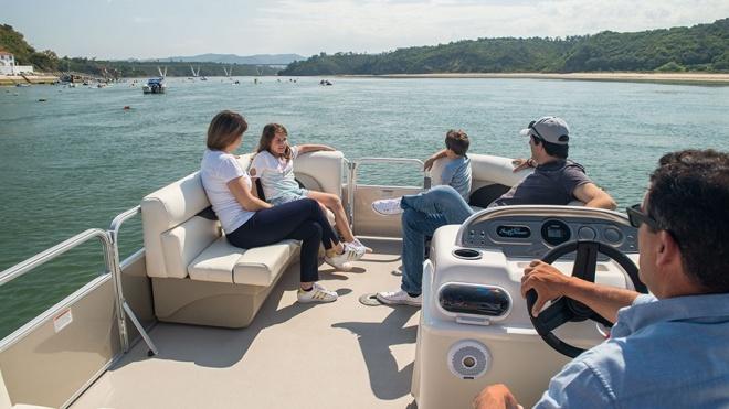 Odemira sugere passeios de barco no Rio Mira