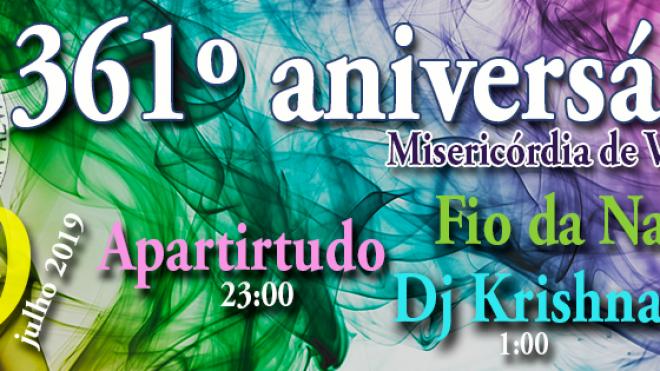 Misericórdia de Vila Alva festeja o seu 361º aniversário