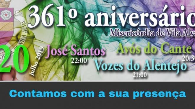 Aniversário da Misericórdia de Vila Alva dedicado aos seniores