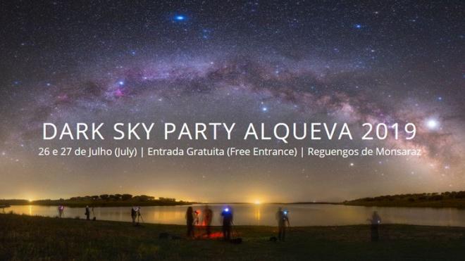 Dark Sky: chuva de estrelas no Alqueva