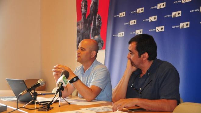 """João Dias:  """"CDU foi a força politica que mais trabalhou na AR"""""""