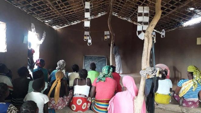 ADPM contribui para redução do analfabetismo em Monapo