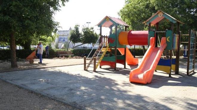 Parque Infantil do Jardim Público poderá abrir ainda este mês