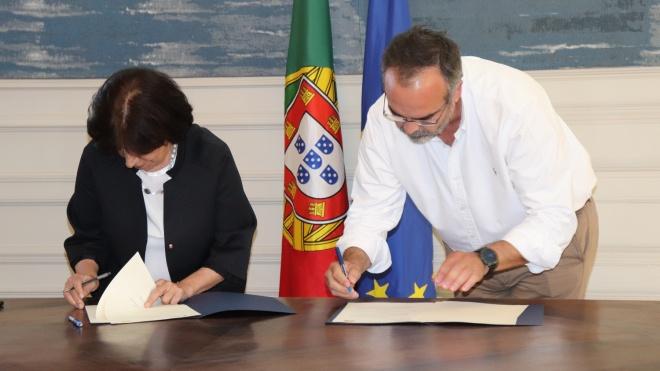 Moura: assinado Contrato Local de Segurança