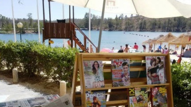Biblioteca de Praia Fluvial da Mina de S.Domingos