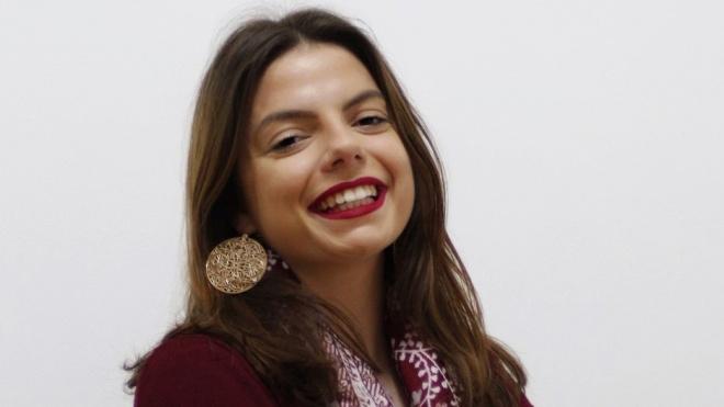 Leonor Dargent é a cabeça de lista da Iniciativa Liberal por Beja