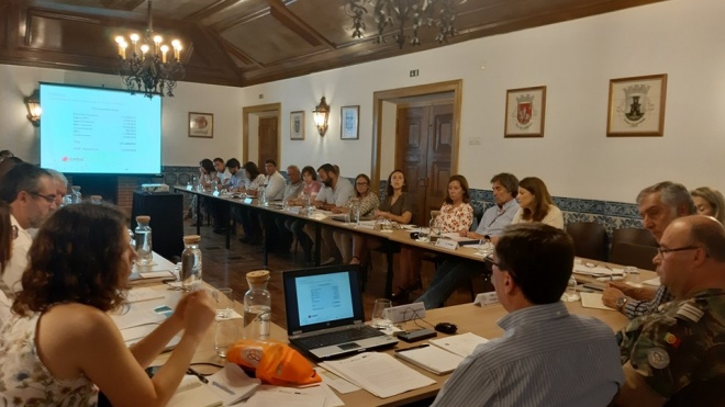 """CIMBAL prepara candidatura no âmbito da """"Protecção contra Riscos de Incêndios"""""""