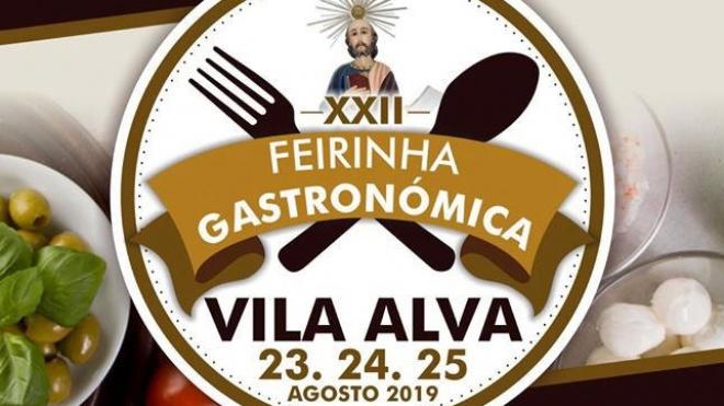 XXII Feirinha Gastronómica até domingo em Vila Alva