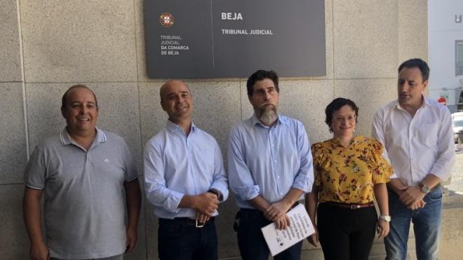 """João Dias """"confiante"""" no reforço da CDU"""