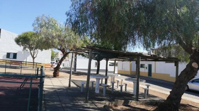 Limpeza e manutenção de espaços públicos