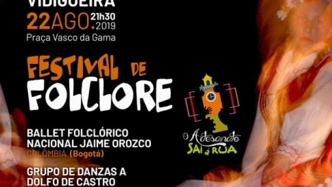 Festival de Folclore em Vidigueira