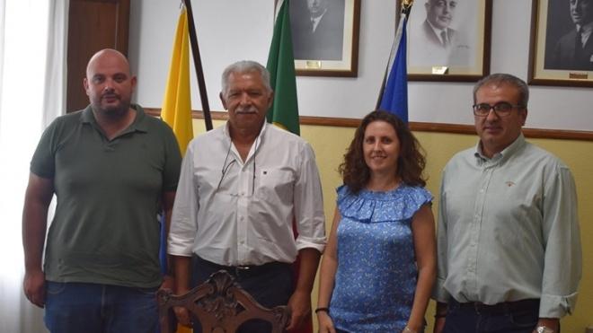 Barrancos: reunião sobre os limites de fronteira Portugal/Espanha