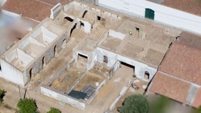 Vidigueira: Reabilitação dos Edifícios de Habitação Social na Horta de S.João