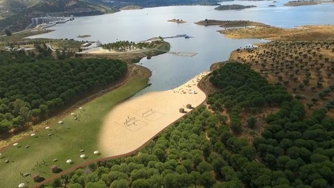 Moura: aprovada candidatura para criação de praia fluvial