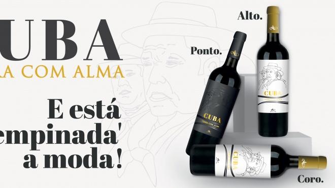 """Vinho """"Cuba Terra com Alma"""" vai ser lançado na Feira Anual"""