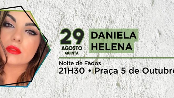 Noite de fados com Daniela Helena na Salvada