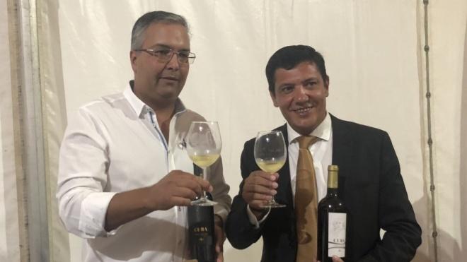 """Vinho """"Cuba Terra com Alma"""" lançado na Feira Anual"""