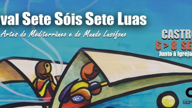Sete Sóis Sete Luas anima Castro Verde até domingo
