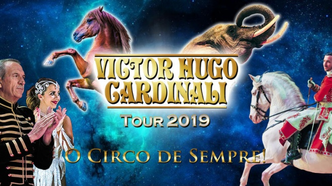 Circo Victor Hugo Cardinali em Beja