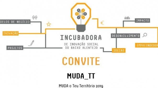 IISBA apresenta Grande Final do MUDA_TT (MUDA o Teu Território)