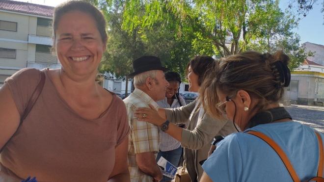 Inês Palma Teixeira é a segunda a prestar Prova Oral