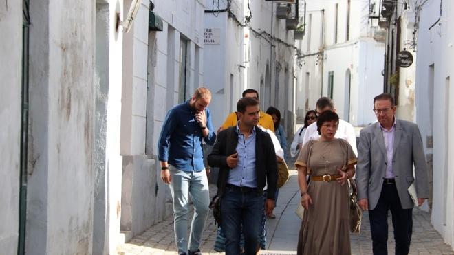 """Serpa recebeu reunião sobre o """"Território Hospitalário"""""""