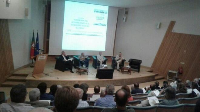 """Convenção da Plataforma Alentejo com """"balanço muito positivo"""""""