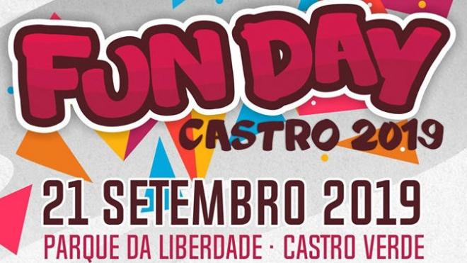 Município de Castro Verde promove Fun Day