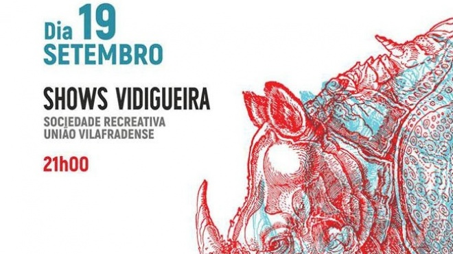 Vidigueira: Programa Cultural Revolution Hope Imagination