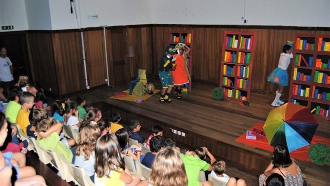 """Projeto """"Salta à Vista"""" animou alunos do 1º ciclo da AE de Cuba"""