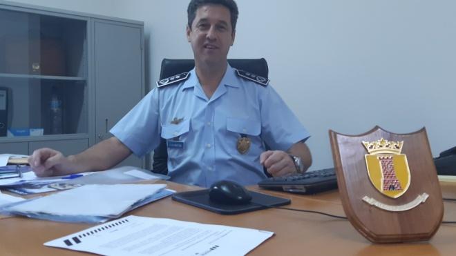 Intendente João Carlos Martins é o novo 2º Comandante da PSP de Beja