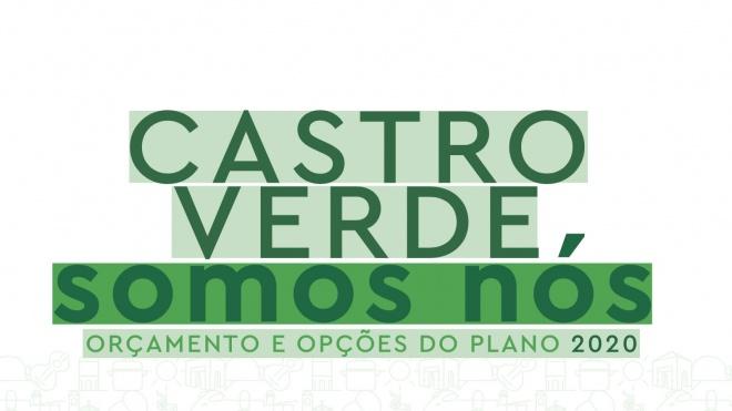 Castro Verde promove sessões de recolha de contributos