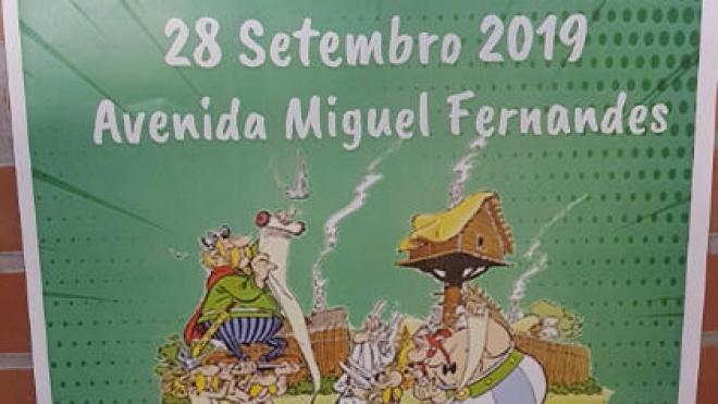 Dia do Vizinho na Avenida Miguel Fernandes em Beja